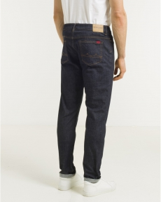 DENIM WASH 0 P-TAPERED BLUE