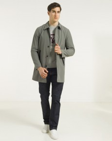 PARKA GUN METAL M-RIGHT