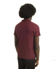 POLO ROUGE BURGUNDY CHINE O-TOGS