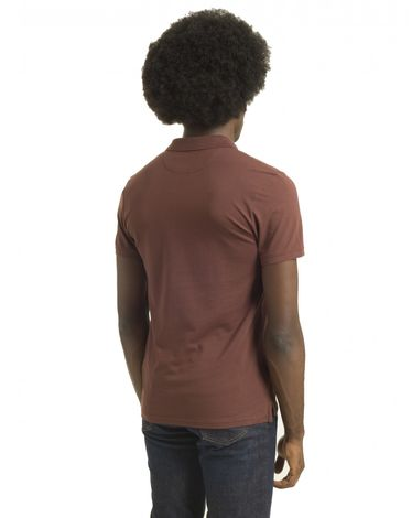 POLO BURGUNDY O-TOGS SLIM