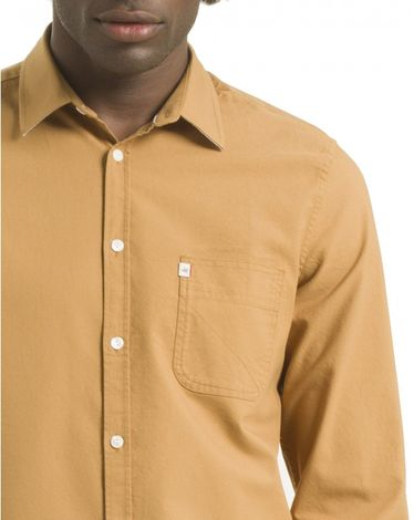 CHEMISE CANNELLE OXFORD TOGS