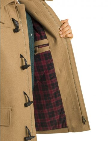 DUFFLE COAT CANNELLE MARCELLO