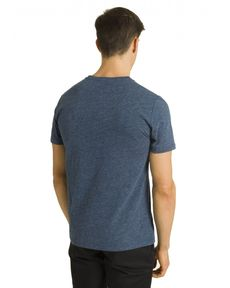 TEE-SHIRT BLEU PETROLE CHINE SPIRIT