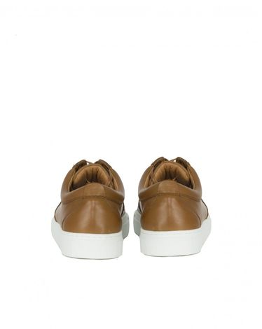 BASKETS CANNELLE LOW FLYER CUIR