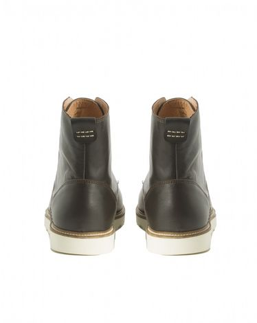 CHAUSSURES MARRON BACK