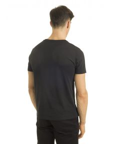 TEE-SHIRT NOIR AUTHENTIC