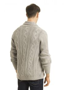 PULL GRIS CHINE RANCH