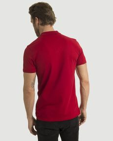 POLO ROUGE PIMENT O-TOGS SLIM