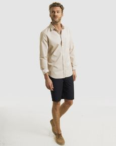 CHEMISE SABLE CL OXFORD TOGS