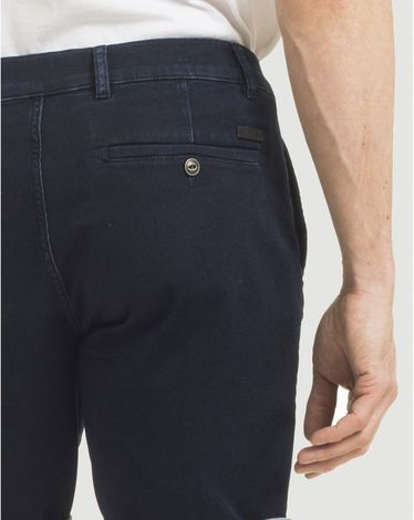 BERMUDA NAVY COOL SHORT