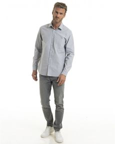 CHEMISE GRIS OXFORD TOG'S