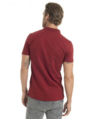 POLO ROUGE POURPRE O-TOGS SLIM