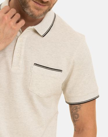POLO GRIS CHINE RALF
