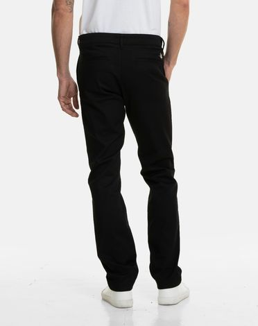 PANTALON NOIR TOGS STRAIGHT SUMMER