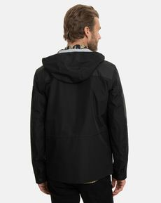 PARKA NOIR LAKE TECH