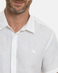 CHEMISE BLANC C TOGS LINEN NEW