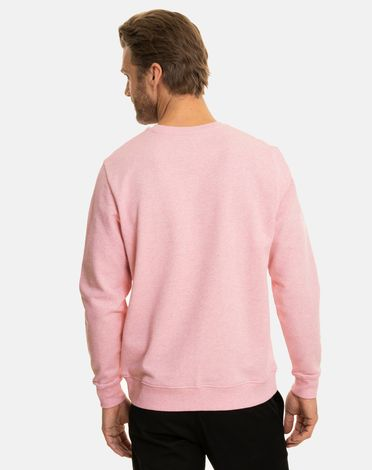 SWEAT SHIRT ROSE PALE CHINE TOGS UNLIMITED
