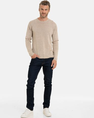 PULL BEIGE CHINO SPACEY