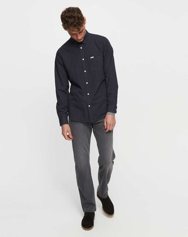 CHEMISE NAVY BOREAL