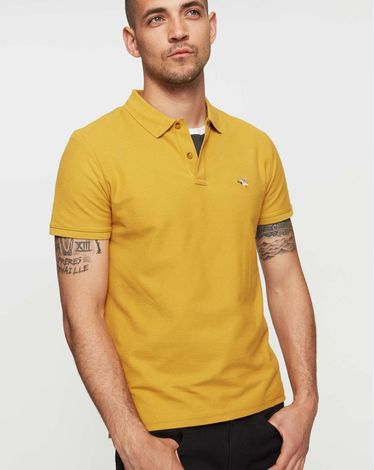 POLO JAUNE MOUTARDE O-TOGS