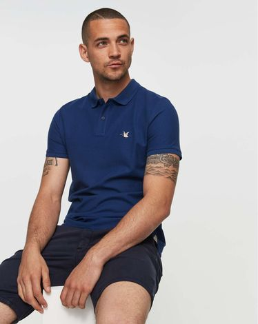 POLO BLEU ROYAL O-TOGS