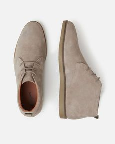 CHAUSSURES TAUPE MCQUEEN