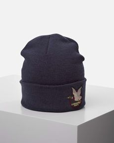 BONNET NAVY TOGS WINTER RECYCLED
