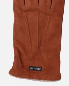 GANTS CAMEL LEATHER TOUCH