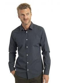 CHEMISE NAVY SEEDS