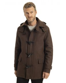 MANTEAU CACAO MARCELLO J