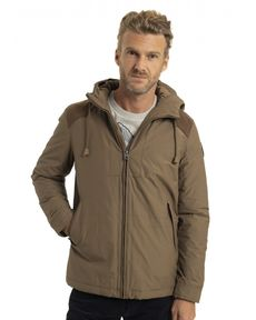 BLOUSON MOKA WINTER LAKE