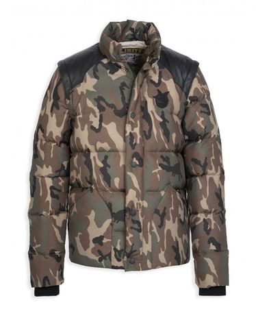DOUDOUNE CAMOUFLAGE TOGS CAMOUFLAGE