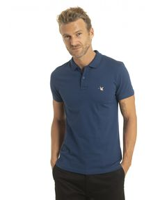 POLO BLEU OFFICIER O-TOGS SLIM