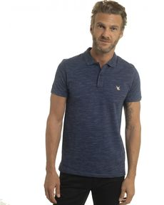 POLO BLEU CHINE O-TOGS SLIM