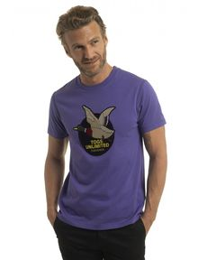 TEE-SHIRT ULTRAVIOLET UNLIMITED TEE FELT