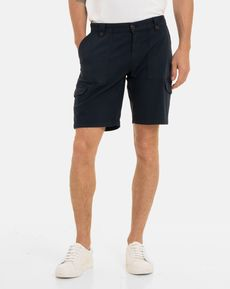BERMUDA NAVY PATTLE SHORT