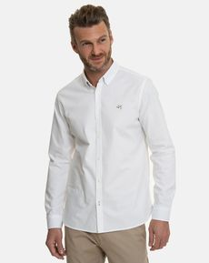 CHEMISE BLANC NEW OXFORD TOGS
