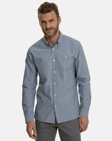 CHEMISE BLEU NEW OXFORD TOGS