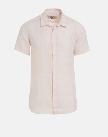 CHEMISE ROSE PALE C TOGS LINEN NEW
