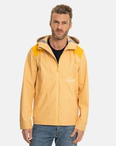 PARKA JAUNE CLAIR LAKE TECH
