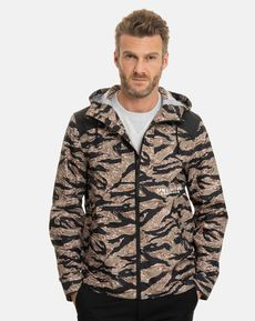 PARKA CAMOUFLAGE LAKE TECH CAMO