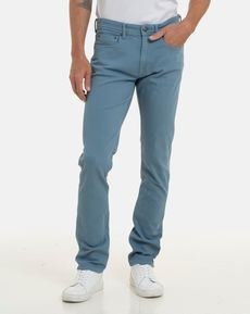 DENIM BLEU GRIS FUNNY SLIM
