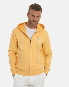 SWEAT SHIRT JAUNE CLAIR UWE