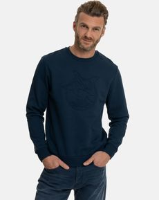SWEAT SHIRT BLEU ANDREA
