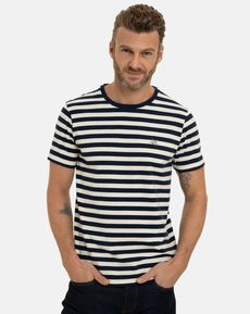 TEE-SHIRT NAVY DENIS