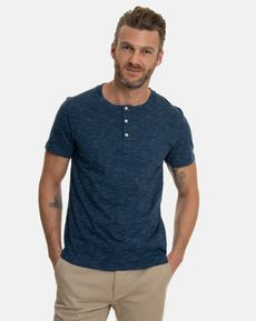 TEE-SHIRT BLEU JEROME