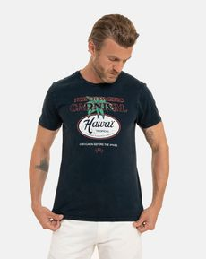 TEE-SHIRT NAVY SIMON