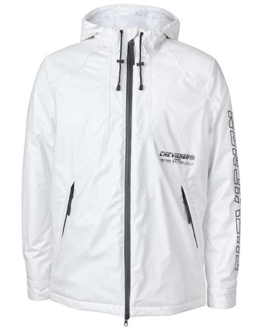 BLOUSON TRANSPARENT LAKE TECH TRANSPARENT