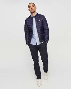 DOUDOUNE NAVY ULTRA LIGHT TOGS