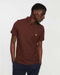 POLO ROUGE BURGUNDY O-TOGS
